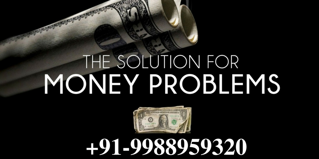 Money Problem Solution Astrologer