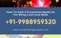 protection spells for love