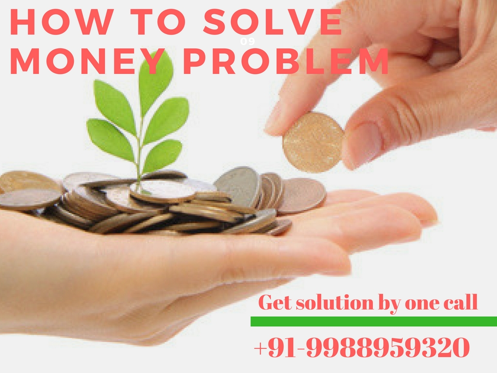 Black Magic for Money Problem Solution