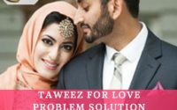 Taweez For Love Problem Solution