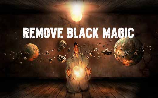 Remove Black Magic